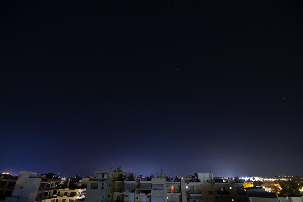 Νυχτερινός ουρανός (Covid19)