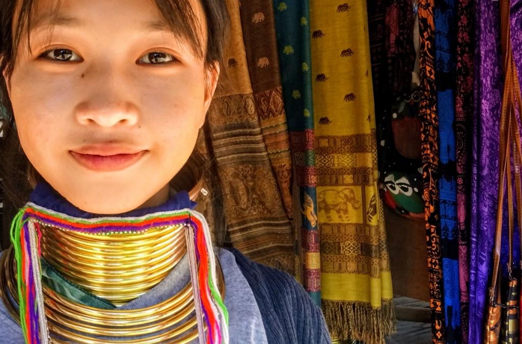 Κορίτσι από την Ταϊλάνδη