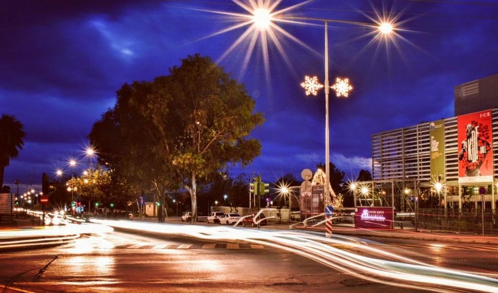Φώτα της πόλης