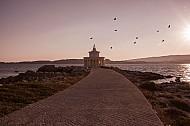 Lantern of Agios Theodoros Kefalonia